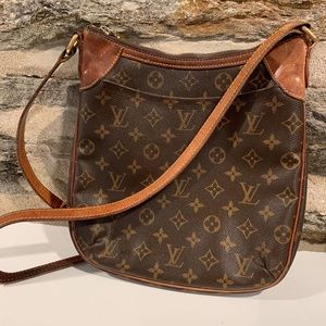 Authentic Louis Vuitton Odeon PM